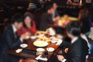 1銀座で開催された高収入な職業限定の婚活